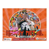 Entradas 2x1 Para El Show Heidi Metal