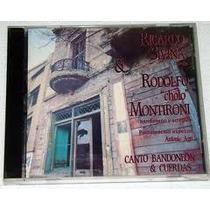 Cd Ricardo Sivina Y Montironi Canto Bandoneon Y Cuerdas Rar