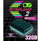 Mini Consola Retro Retroplayer 2 Oferta Y Cuotas S/interés