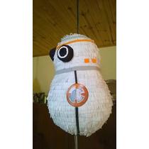 Piñata De Bb-8 De Star Wars