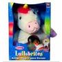 Peluche Lullabrites Baby Unicornio Tv Luz Y Sonido Oferta