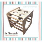 Cubo Interactivo Montessori