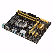 Motherboard - Placa Madre Game A Asus B85m-g Hdmi (1150)