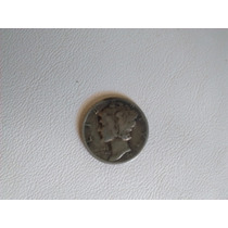 One Dime 1941 Moneda Estado Unidense