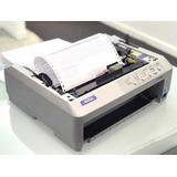 Impresora Cheques Epson  Fx890  Usb Hectografico Fx 890