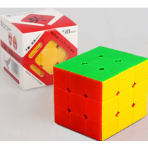Cubo Rubik Dayan Zhanchi Colored 50 Mm - 3x3x3 - Zanchi 3x3