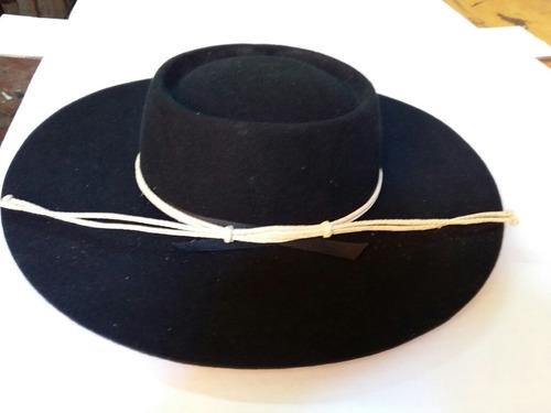 Sombreros De Paño Gaucho Con Toquilla Y Barbijo 15872200604