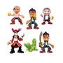 Set Figuras Jake Y Los Piratas Capitan Garfio - Fisher Price