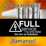 Heladera Service Reparación Carga Gas Técnico Siam Eletrolux