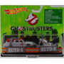 Cazafantasmas Ghostbusters Ecto 1 - Ecto 2 Hot Wheels