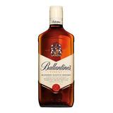 Ballantine's Finest Whisky Escocés Botella 750 Ml + Estuche