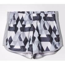 Short Adidas Mujer Climalite Original Importado Estampado!