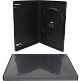 Cajas Box Dvd 14 Mm X 100 Unidades