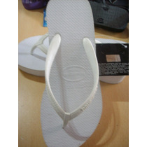 Havaianas High Metallic Originales Talle 36 -37 Ultimos Par