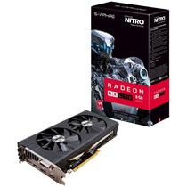 Placa Video Sapphire Nitro+ Radeon Rx 470 8gb Ddr5 Pcie Hdmi