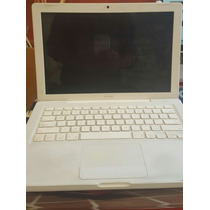 Macbook Blanca 2008