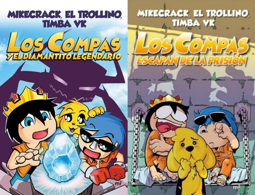 Pack Los Compas - Timba Vk / Mikecrack