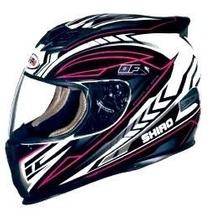 Casco Shiro Integral Sh-821 Mujer Rosa Pink En Freeway Motos