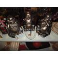 Budas Sabios No, Veo Escucho Hablo, Abundancia Zen Elefantes