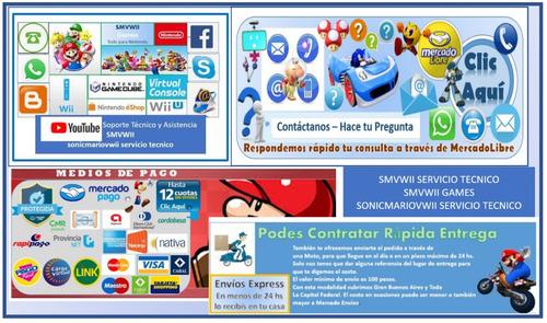 Mas De Mil Juegos Para Wii Originales 2018 Trae Todo 2695 En
