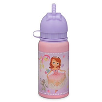 Botella Termo De Aluminio Princesa Sofia, Originales Disney