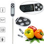 Termometro Digital De Cocina Ideal Chocolates O Comidas 300º