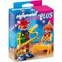 Playmobil Mini Payaso Con Instrumentos Cod 4787