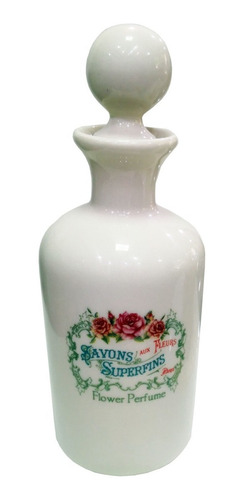 Perfumero Vintage De Cerámica 250ml
