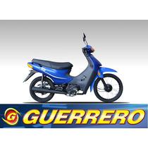 Scooter Guerrero Trip 110 Automatica - Tarjetas Mercado Pago