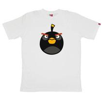 Buzos Y Remeras Estampadas De Angry Birds !!!