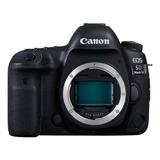 Canon  Eos 5d Mark Iv Dslr Negra