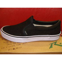 Zapatilla Rusty Slip On Sinatra De Skate & Surf *zona Munro*