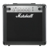 Amplificador De Guitarra Electrica Marshall Mg15cf 15 W Eq