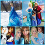 Show Animacion Frozen Descendientes Barbie Princesa Monsters