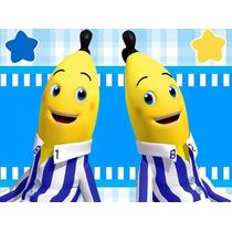 Kit Imprimible Candy Bar Bananas En Pijamas Golosinas Y Mas