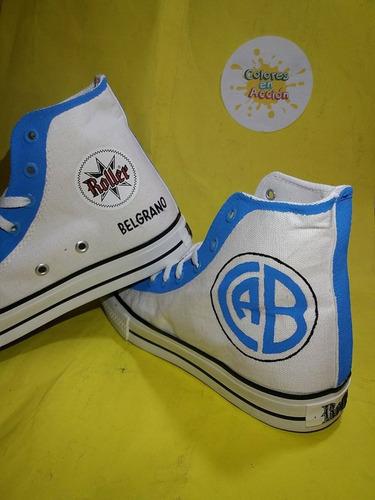 Botitas Belgrano Zapatillas Tipo Converse $ 430 en Melinterest