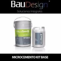 Cemento Alisado - Kit Base Polimerica (m2) - Microcemento -