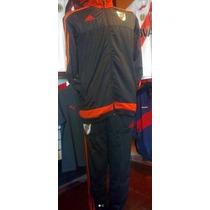 Conjunto River Negro 2016 Adidas
