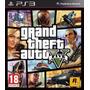 Grand Theft Auto 5 Gta 5 Ps3 Nuevo! Playstation 3