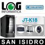 Gabinete Kit Atx C/fuente 450w Zona Norte - San Isidro