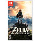 Zelda Breath Of  Wild Nintendo Switch Envío Gratis Alclick