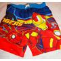 Mallas Iron Man Marvel Importadas T24!!