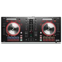 Controlador Mixtrack Pro 3 Numark Dj Placa De Sonido Cue