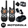Handies Motorola Mr 350r 56 Km / 35 Millas Base Recargable