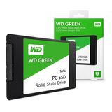 Disco Estado Solido Ssd 240gb Western Digital Green Wd Sata 3 Pc Notebook Full
