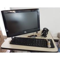 S-+ Computadora All In One Compaq Presario Cq1-1403 Lp Usado
