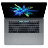 Macbook Pro 15 Space Gray I7 16gb 512gb Radeon 560 Touch Bar