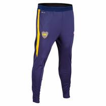 Pantalon Chupin Boca Entrenamiento Slim Fit