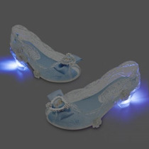 Zapatos De Cenicienta Con Luz Original Disney Store Usa