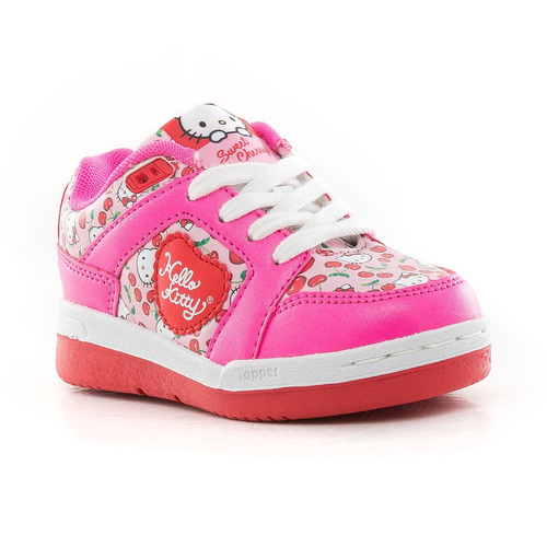 Zapatillas Simona Kitty Ii Fucsia Topper 9fa6f6ae16e77